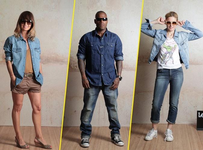 Mode : Les stars ont posé pour Lee pendant le Festival de Cannes 2011 !