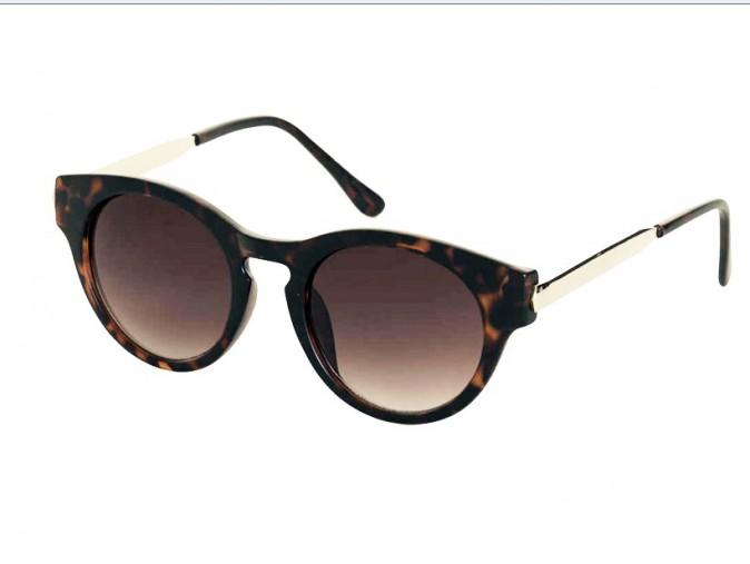 Prescription : back to basics avec les lunettes de soleil, Topshop, 20 €