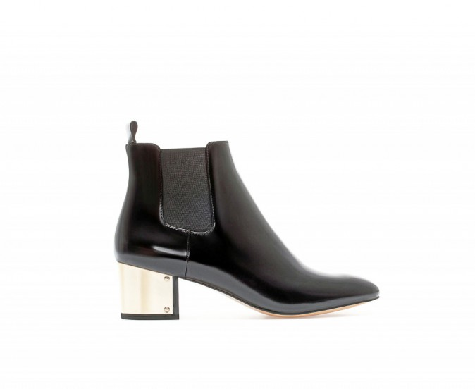 Prescription : on passe aux Boots Chelsea, Zara, 69,95 €