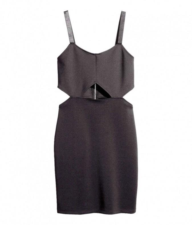 Prescription : on se met à nu avec la robe à découpes, H&M, 9,95€