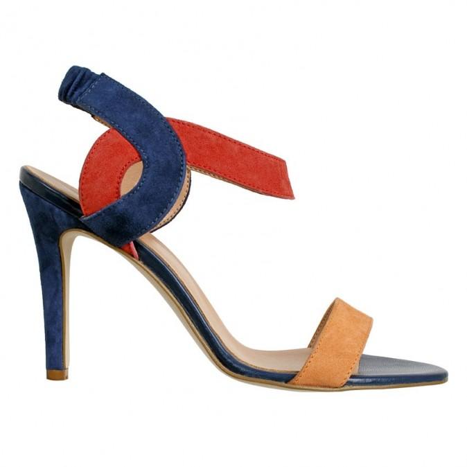 Chaussures en suède, Thomas Lieuvin pour Bata. 69 €.