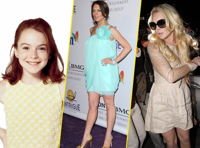 Lindsay Lohan le retour d'une it girl ?