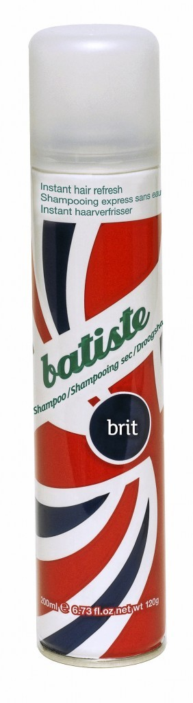 Shampooing sec, Batiste 4,90 €