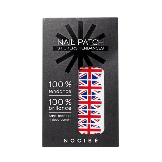 Stickers pour ongles London Collection, Nocibé 6,90€
