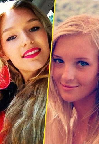 Manuela Frey et Nastya Sten, les deux tops les plus vus sur les podiums de la Fashion Week !