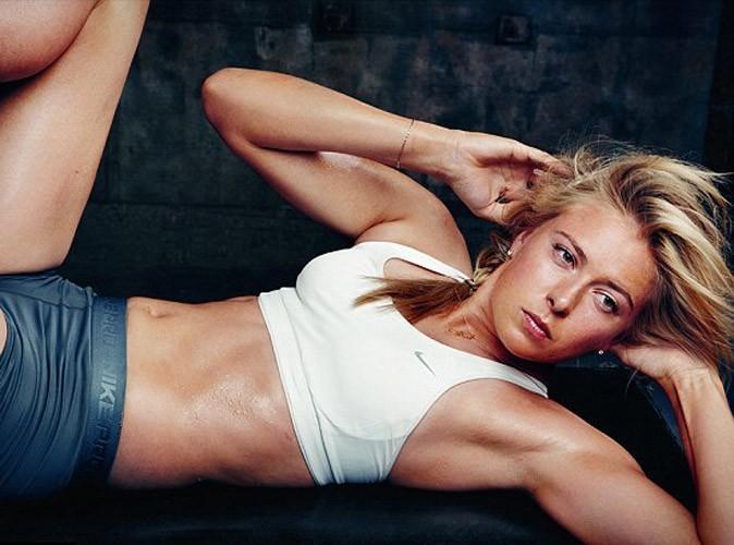 Maria Sharapova sexy pour Nike