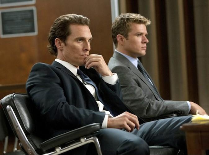 Matthew McConaughey dans La défense Lincoln !