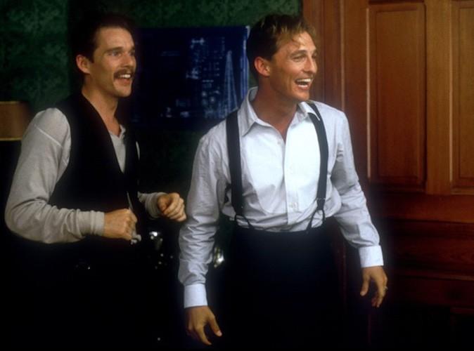 Matthew McConaughey dans Le gang des Newton !