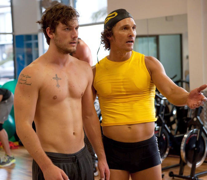 Matthew McConaughey dans Magic Mike !