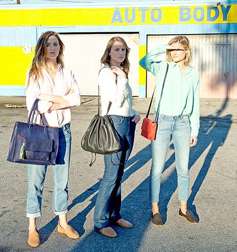 Mode : Photos : Meryl Streep : ses filles prennent la pose et deviennent égéries...