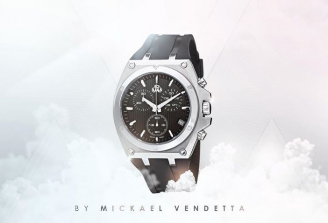 La montre MV by Mickael Vendetta