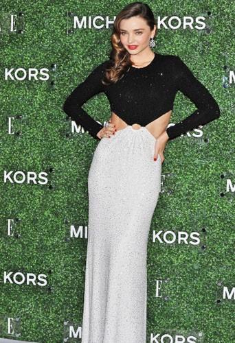 Miranda Kerr a confié s'inspirer du style de sa grand-mère pour s'habiller !