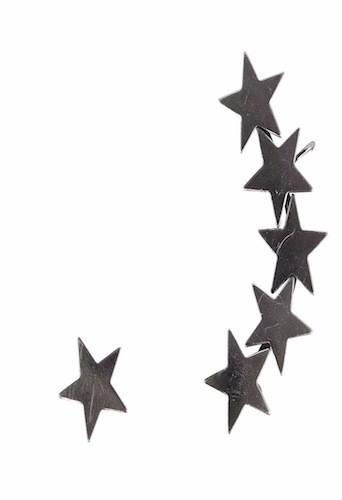 Bijou d'oreille étoiles, Chanael K 85€