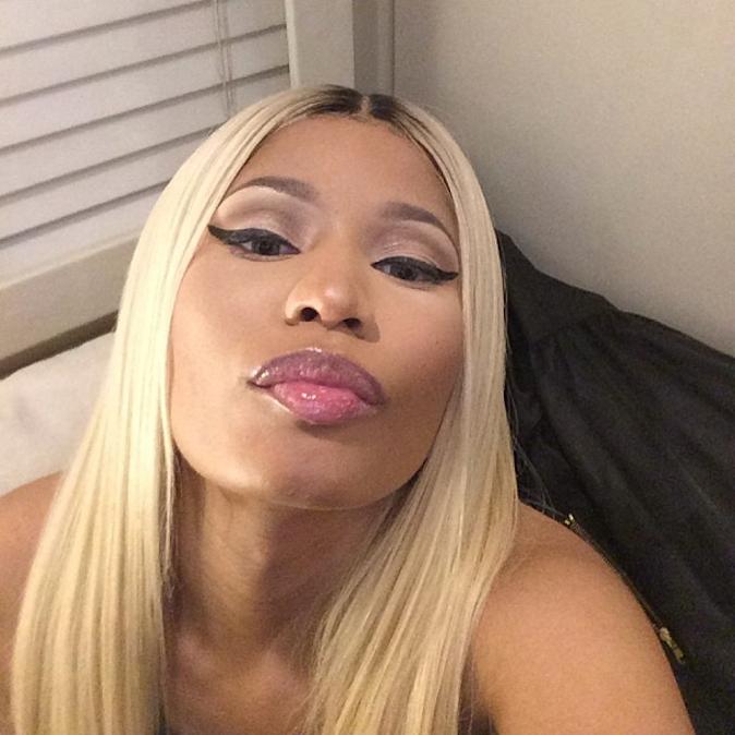 Nicki Minaj présente sa collection printemps-été 2014 sur Instagram !