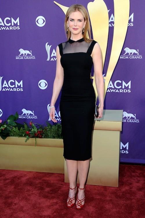 Nicole Kidman, le 1 er avril 2012