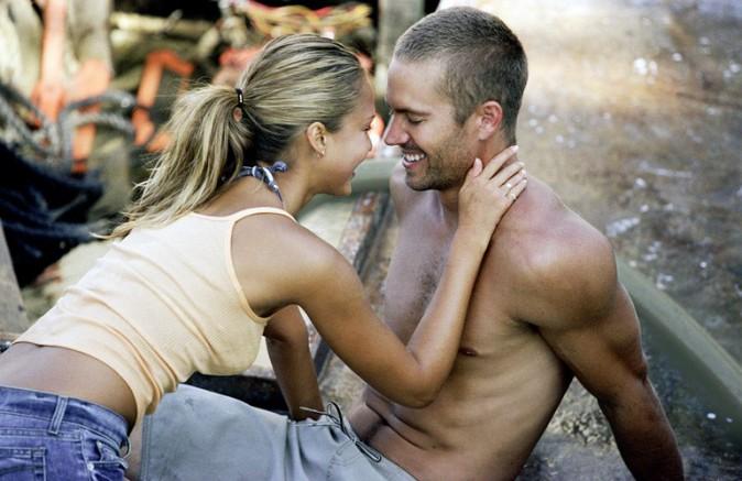 Jessica Alba et Paul Walker : le baiser tant attendu