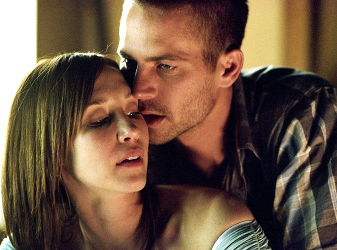 Vera Farmiga et Paul Walker sur le tournage de La peur au ventre sorti en 2006