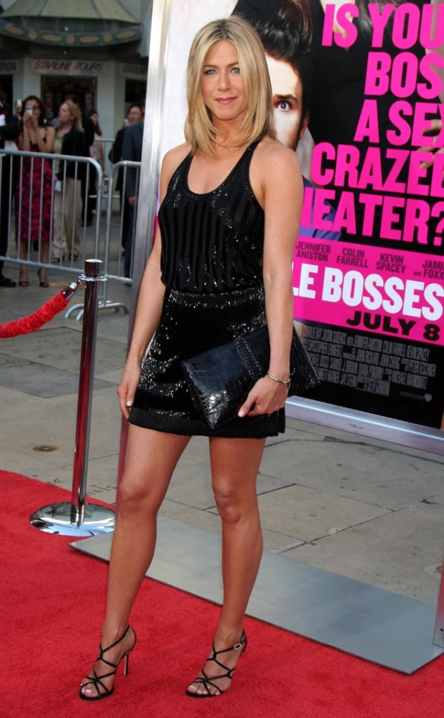 Jennifer Aniston est numéro 4 selon le magazine People !