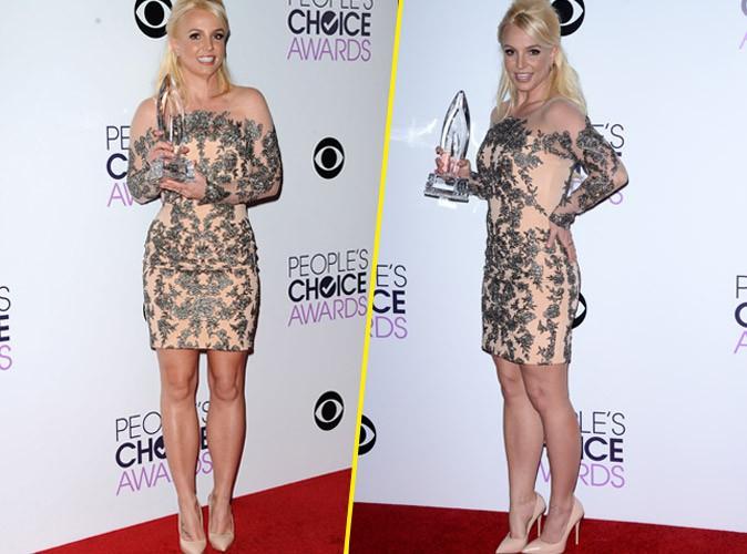 Britney Spears en Mikael D : Un look nude étonnamment mature !