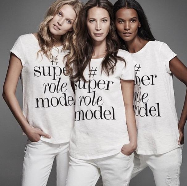 """Mode : Photos : Christy Turlington, Toni Garrn et Liya Kebede : """"Super Role Model"""" la video by Lindex"""