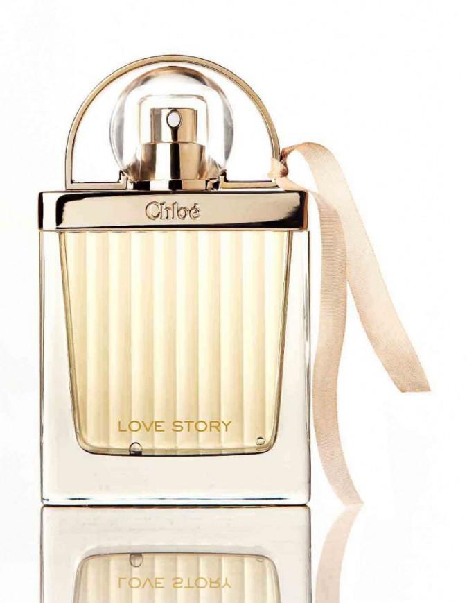 Eau de parfum, Love Story, Chloé 82 € les 50 ml