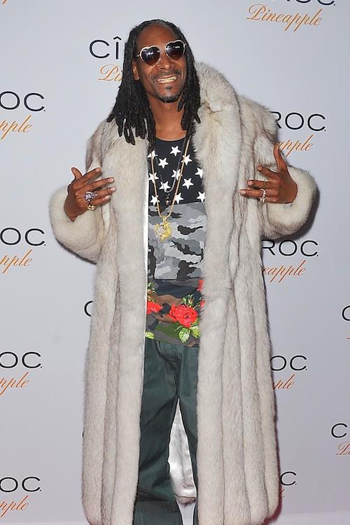 Snoop Dogg animera le Défilé Etam 2015