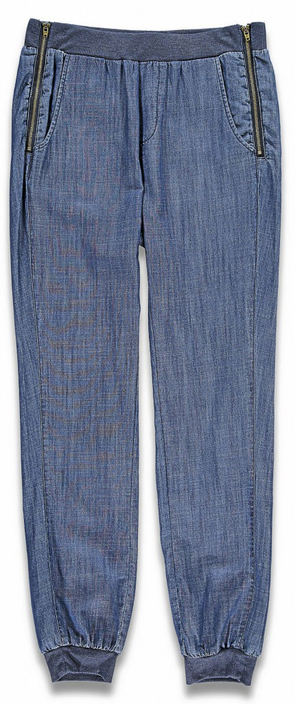 Le denim : Pantalon denim, Forever 21 18€