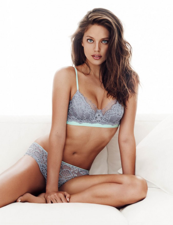 Mode : Photos : Emily DiDonato : elle se dévoile plus sexy que jamais pour H&M !