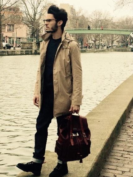 Mode : Photos : En attendant Giabiconi Style, Baptiste dévoile sa collaboration avec Eleven Paris !
