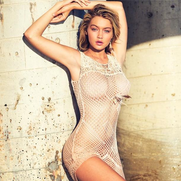 Mode : Photos : Gigi Hadid : découvrez ses nouveaux clichés hot pour Guess !