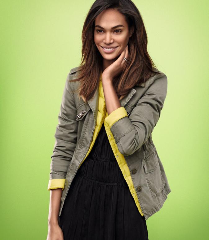 Mode : Photos : Joan Smalls : Une beauté naturelle pour la campagne United Colors of Benetton !