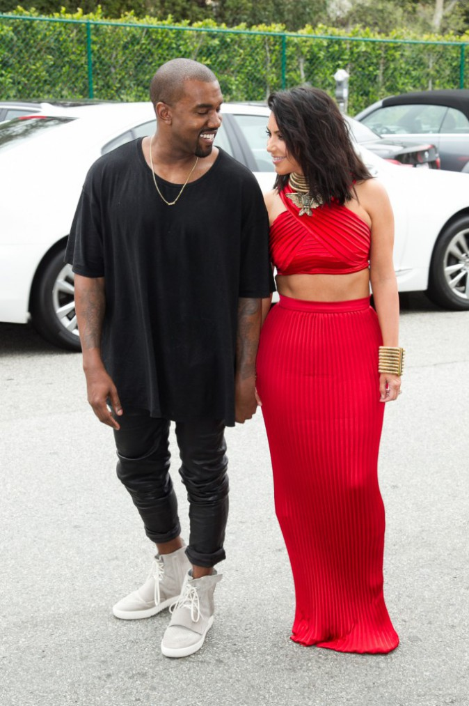 Mode  Photos  Kanye West x Adidas  La Yeezy Boost dévoilée à la Fashion