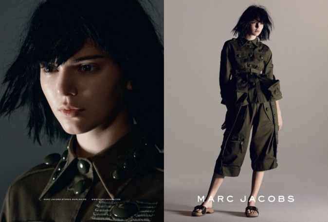 Mode : Photos : Kendall Jenner, Adriana Lima, Karlie Kloss... méconnaissables pour Marc Jacobs !