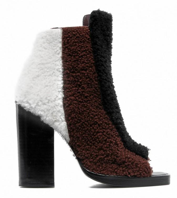 Boots open toe, Opening Ceremony sur sarenza.com 385 €