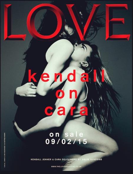 Mode : Photos : Le clan Kardashian-Jenner s'offre le monopole du Love Magazine
