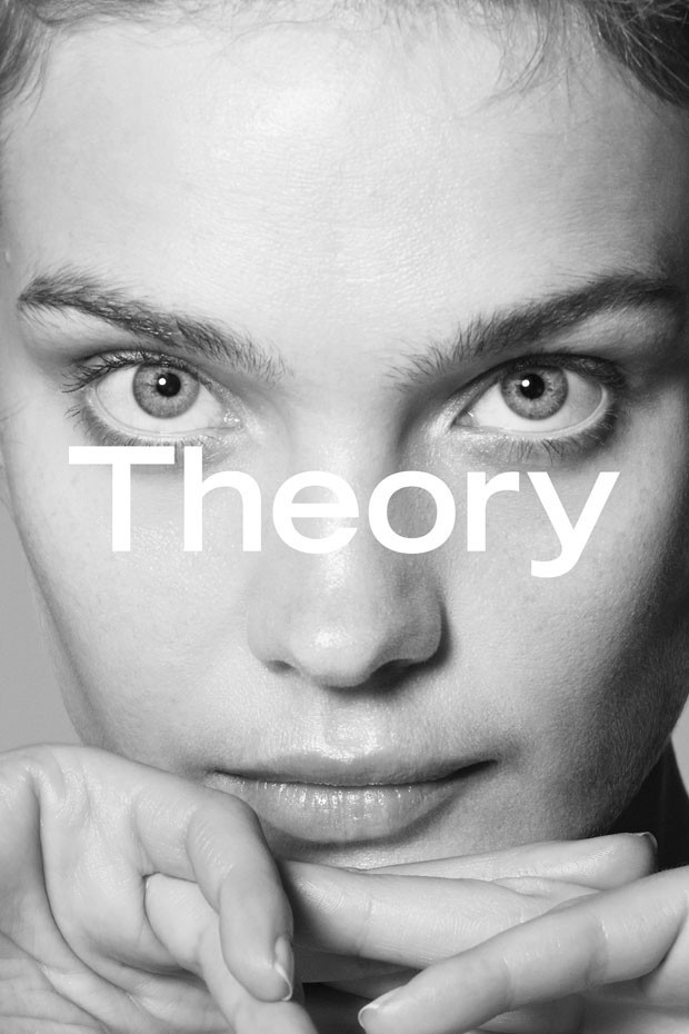 Mode : Photos : Natalia Vodianova : Naturelle, elle incarne le nouveau visage de Theory !