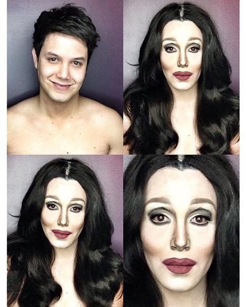 Paolo Ballesteros : Il se transforme en ...  Cher !