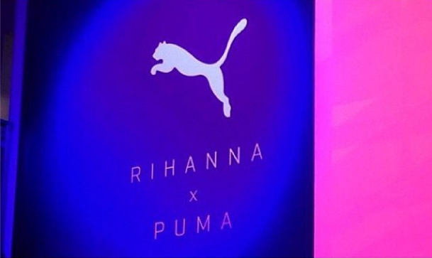 Mode : Photos : Rihanna : nommée ambassadrice mondiale de Puma !
