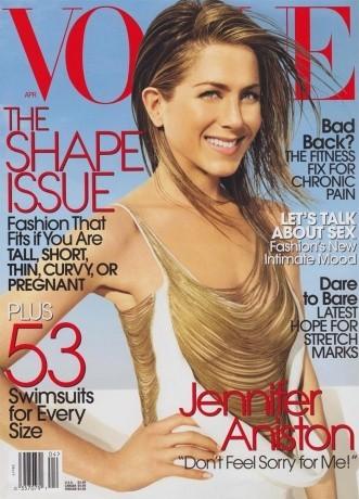 Jennifer Aniston, solaire en 2006