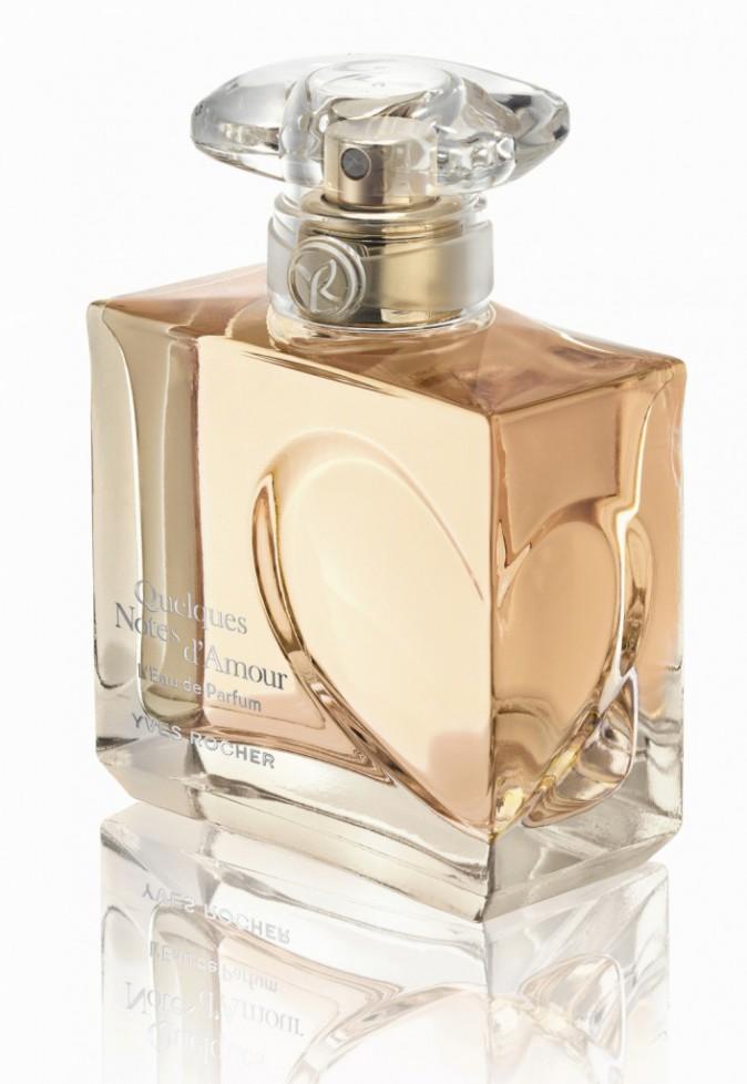 Eau de parfum Quelques notes d'amour, Yves Rocher 29,90 €