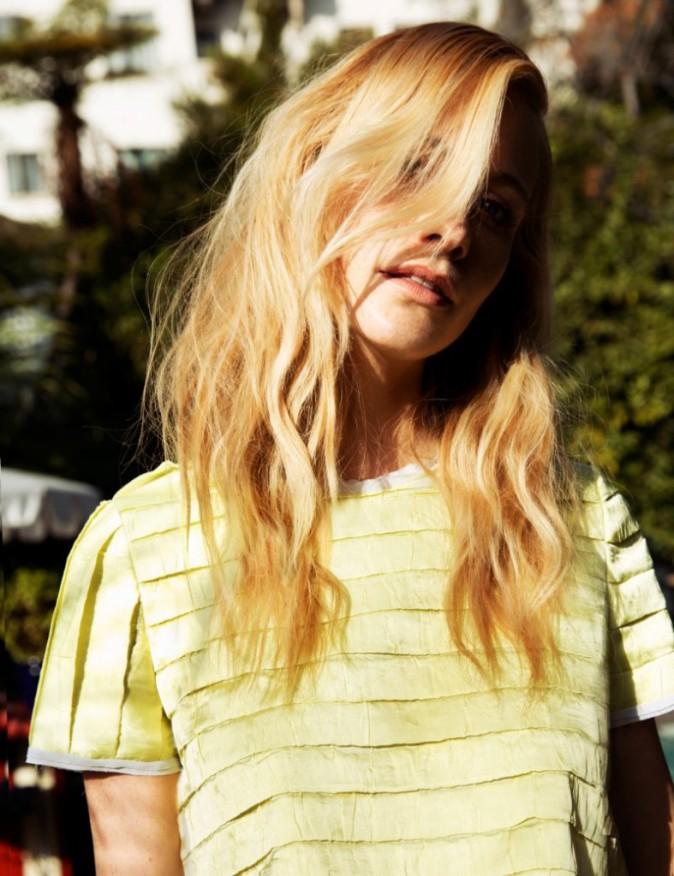 Mode : Poppy Delevingne : elle prend la pose au Château Marmont pour la collection exclusive Stylebop.com !