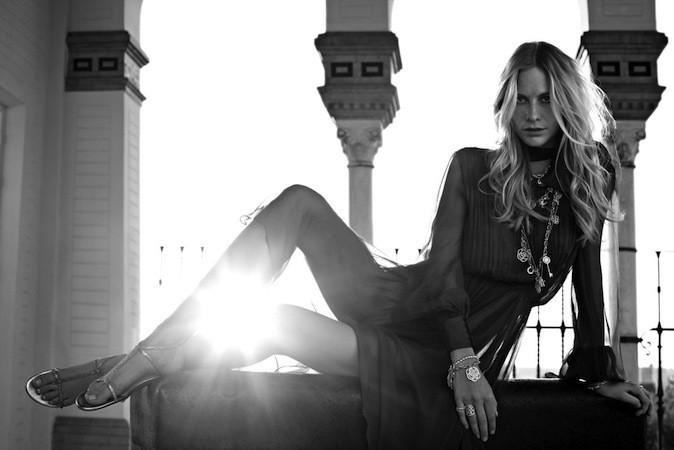 Poppy Delevingne pour la collection Glam & Soul printemps/été 2013 de Thomas Sabo !