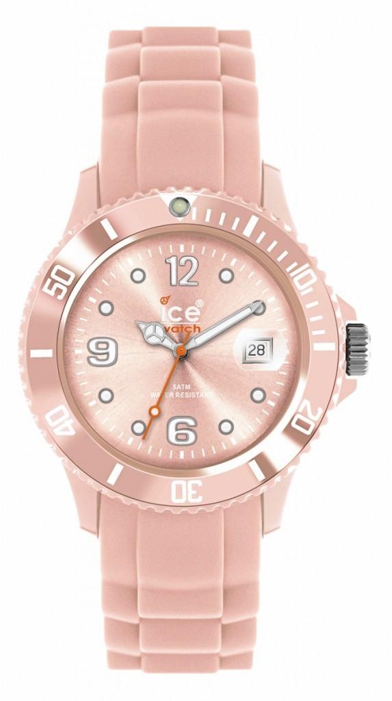 La montre Ice-Watch !