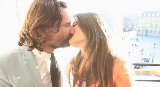Frédéric Beigbeder et Lara en couple pour 3 ans. Au moins.