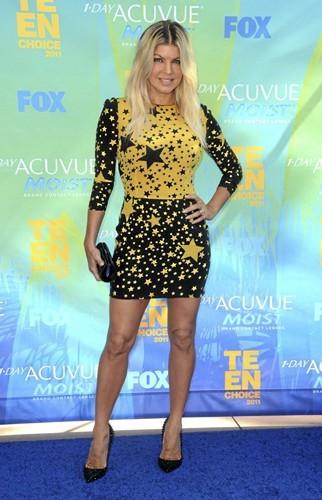 Le look de Fergie : aussi tendance que le défilé ?