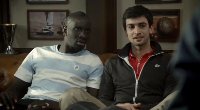 Mamadou Sakho et Javier Pastore