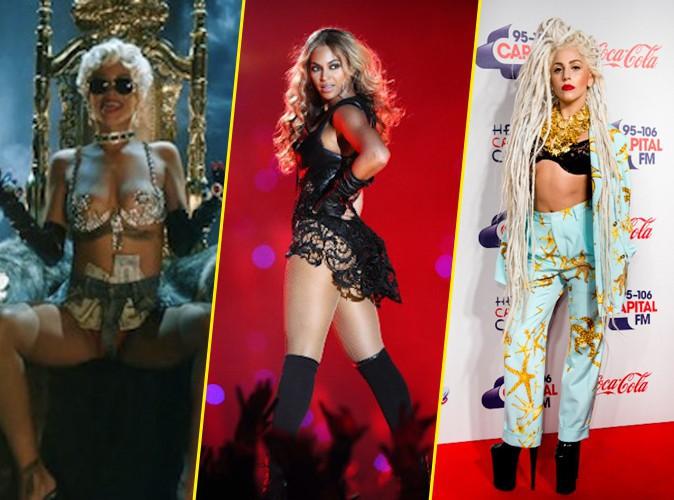 Rihanna, Beyoncé, Lady Gaga : découvrez notre palmarès des Fashion Grammy Awards !