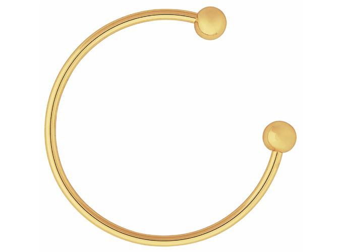Bracelet en acier, H&M 6,90€