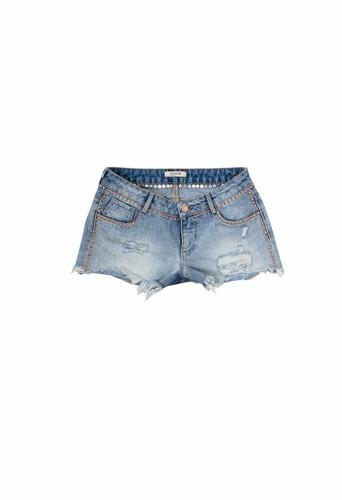 Short en jean, Pimkie 26 €