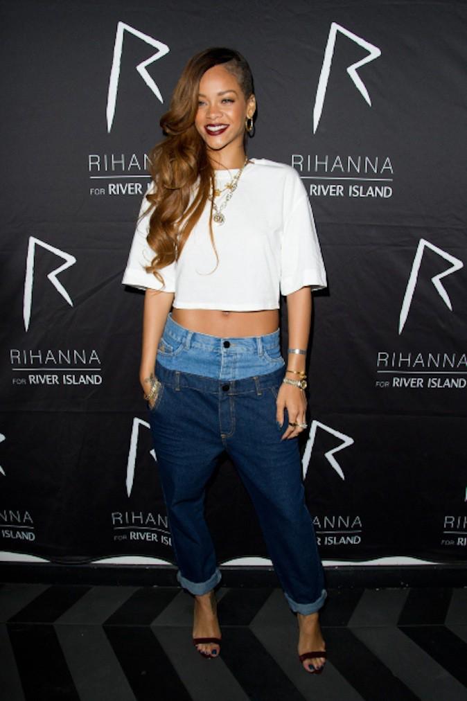 Les plus beaux looks de Rihanna en 2013 !